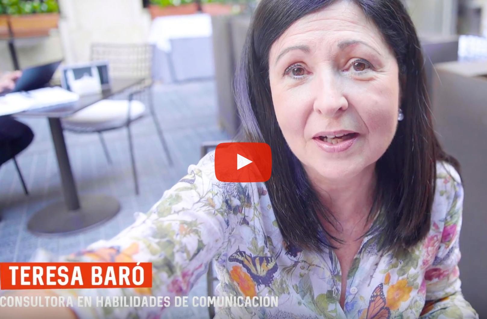 Redes Sociales Teresa Baró