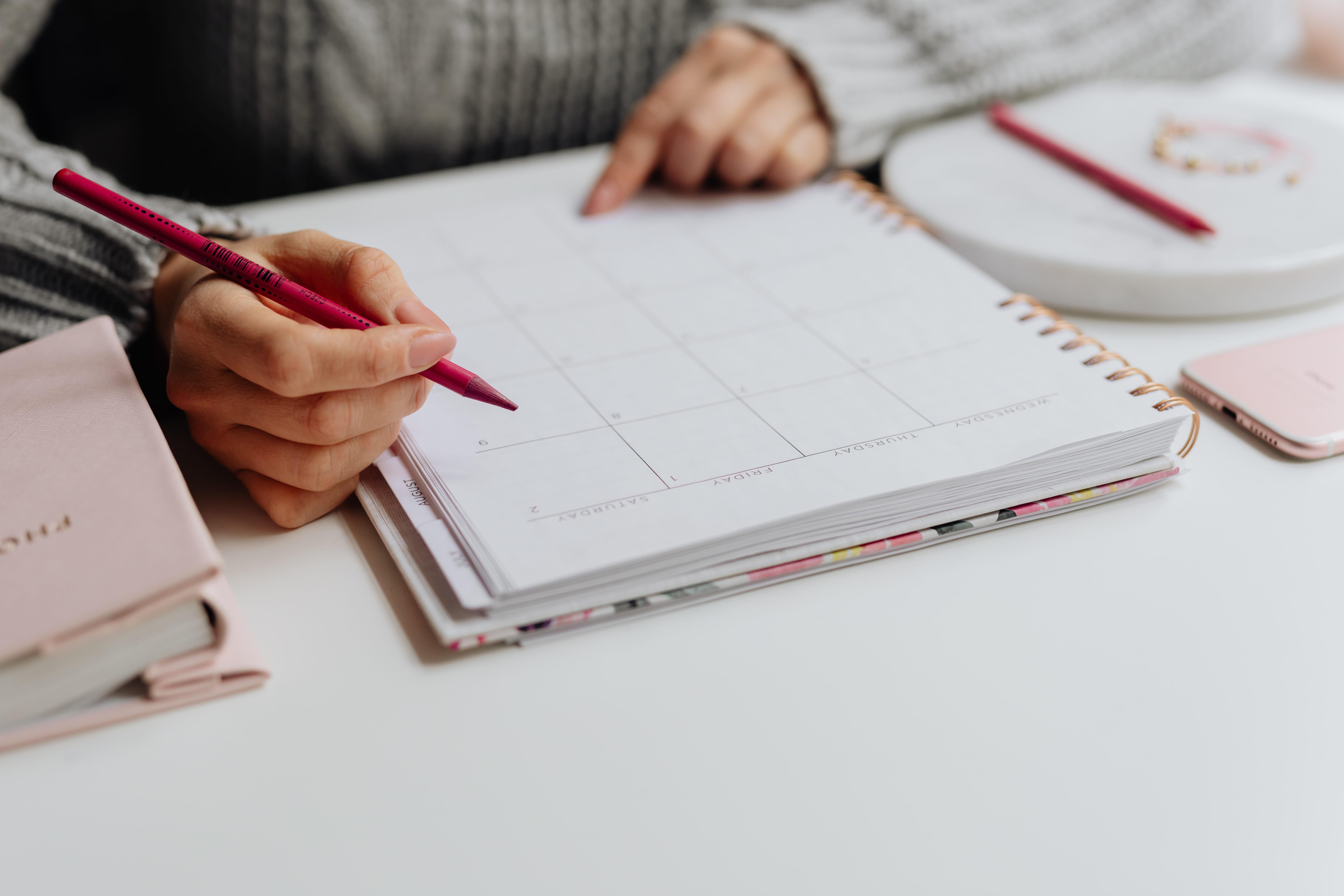La gestión del tiempo para el éxito